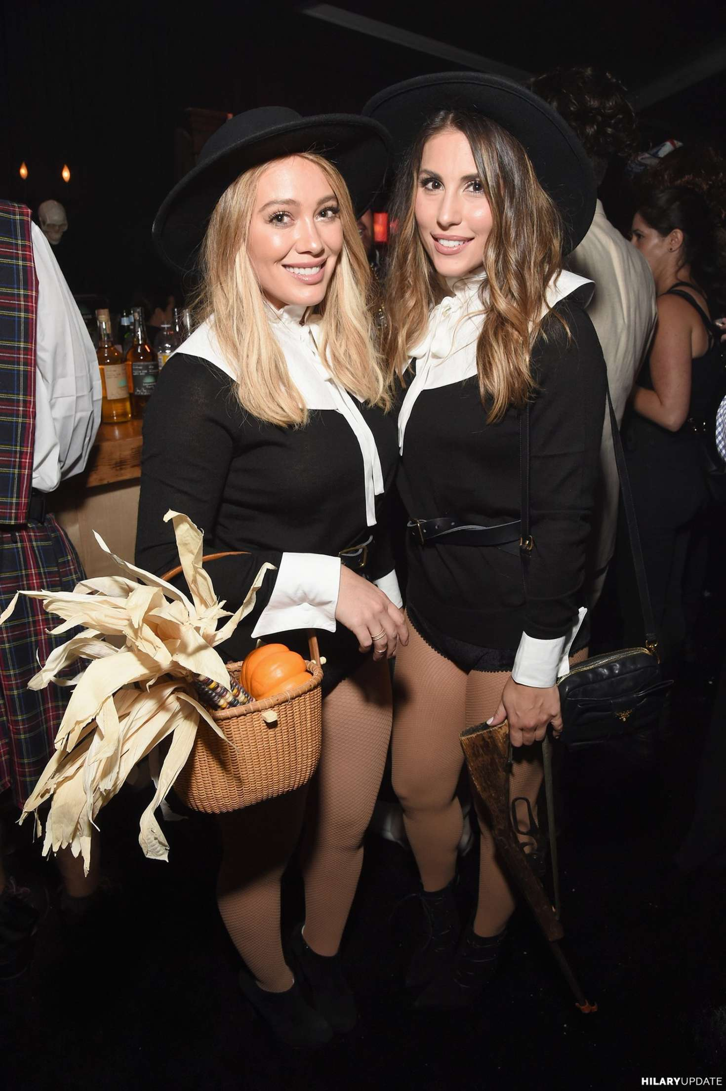 Hilary Duff - 2016 Casamigos Tequila Halloween Party in Beverly Hills