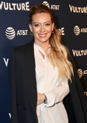 Hilary Duff - 2018 Vulture Festival in New York