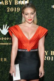 Hilary Duff - 5th Annual Baby Ball at Goya Studios in Hollywood