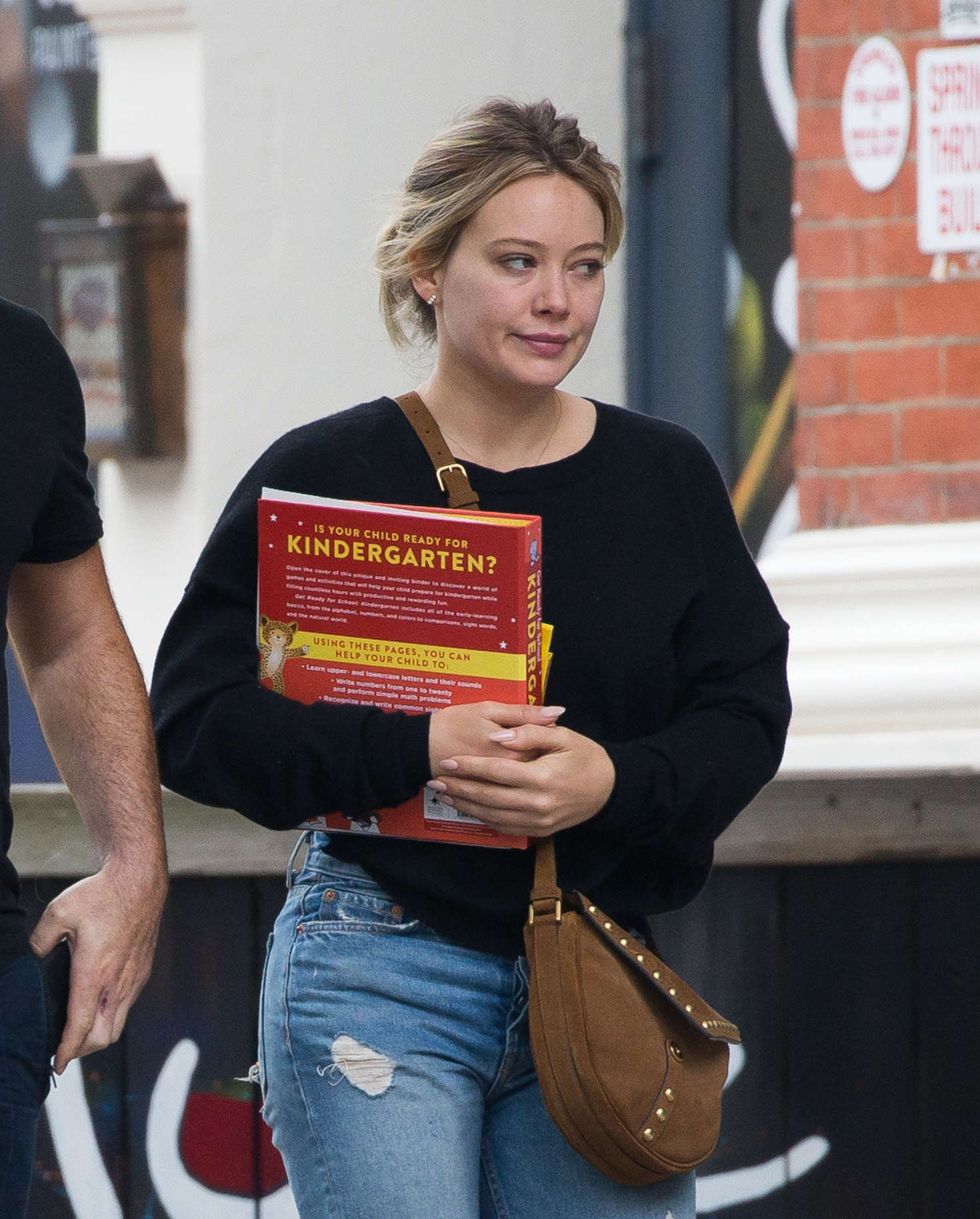 hilary duff and her exhusband mike comrie 17 gotceleb