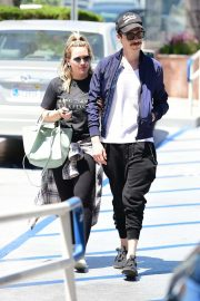 Hilary Duff and Matthew Koma - Shopping in Studio City