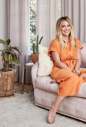 Hilary Duff - Architectural Digest (September 2020 issue)