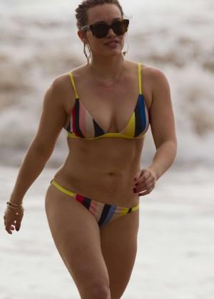 Hilary Duff in Bikini -16