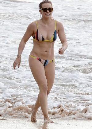 Hilary Duff in Bikini -23