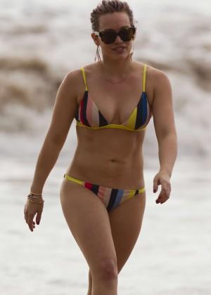 Hilary Duff in Bikini -24