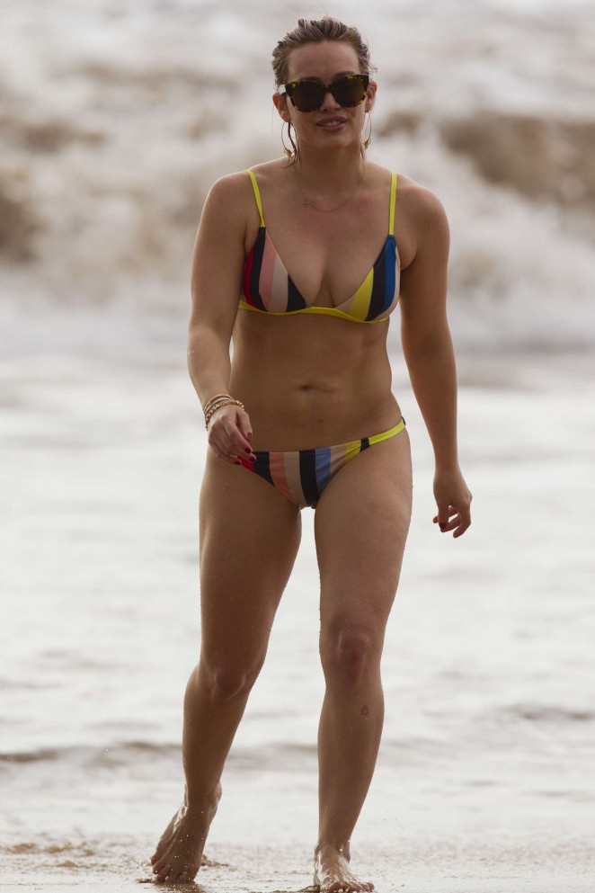 Hilary Duff Nude Photos & Videos -