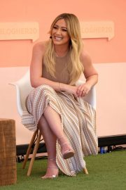 Hilary Duff - #BlogHer20 Health at Rolling Greens in LA