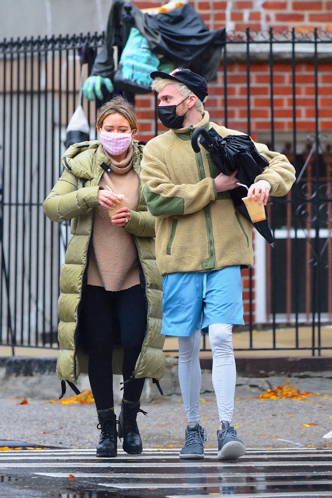 Hilary Duff 2020 : Hilary Duff – Breakfast in Brooklyn-02