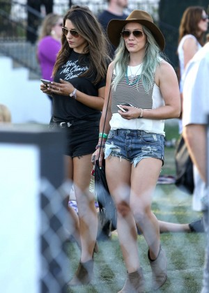 Hilary Duff: Coachella Music Festival Day 2 -07