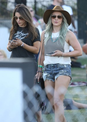 Hilary Duff: Coachella Music Festival Day 2 -09