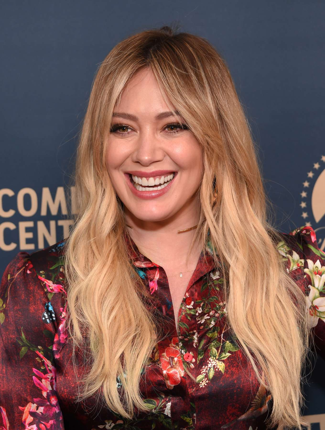 Hilary Duff - Comedy Central, Paramount Network and TV Land Press Day in LA