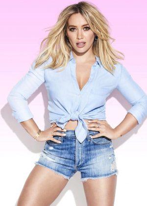 Hilary Duff - Cosmopolitan Magazine (February 2017)