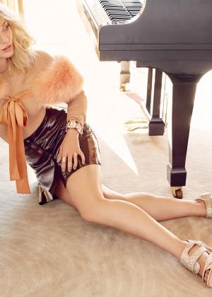 Hilary Duff - Glamour Mexico Magazine (November 2015)