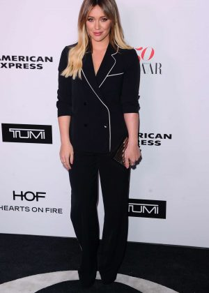 Hilary Duff - Harper's Bazaar Celebrates 150 Most Fashionable Women in West Hollywood