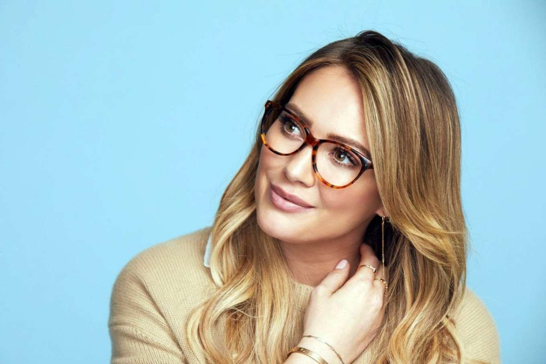 Hilary Duff 2018 : Hilary Duff: Hilary Duff Collection With GlassesUSA com 2018 -07
