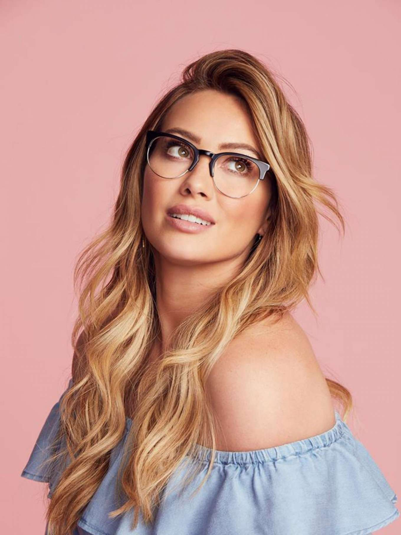 Hilary Duff 2018 : Hilary Duff: Hilary Duff Collection With GlassesUSA com 2018 -09