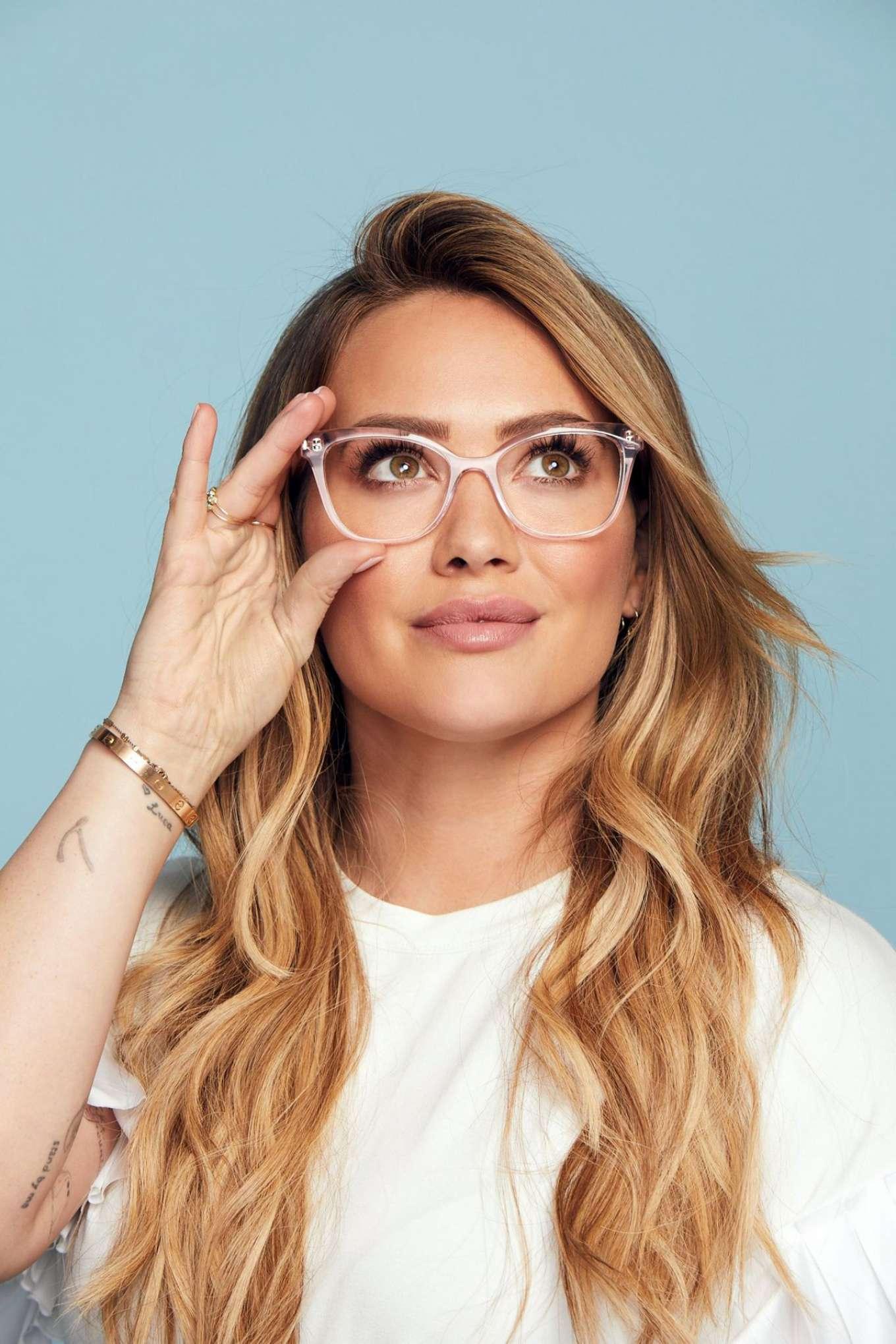 Hilary Duff 2018 : Hilary Duff: Hilary Duff Collection With GlassesUSA com 2018 -10