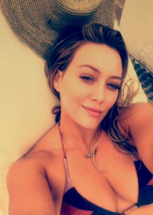 Hilary Duff - Hot Social Pics