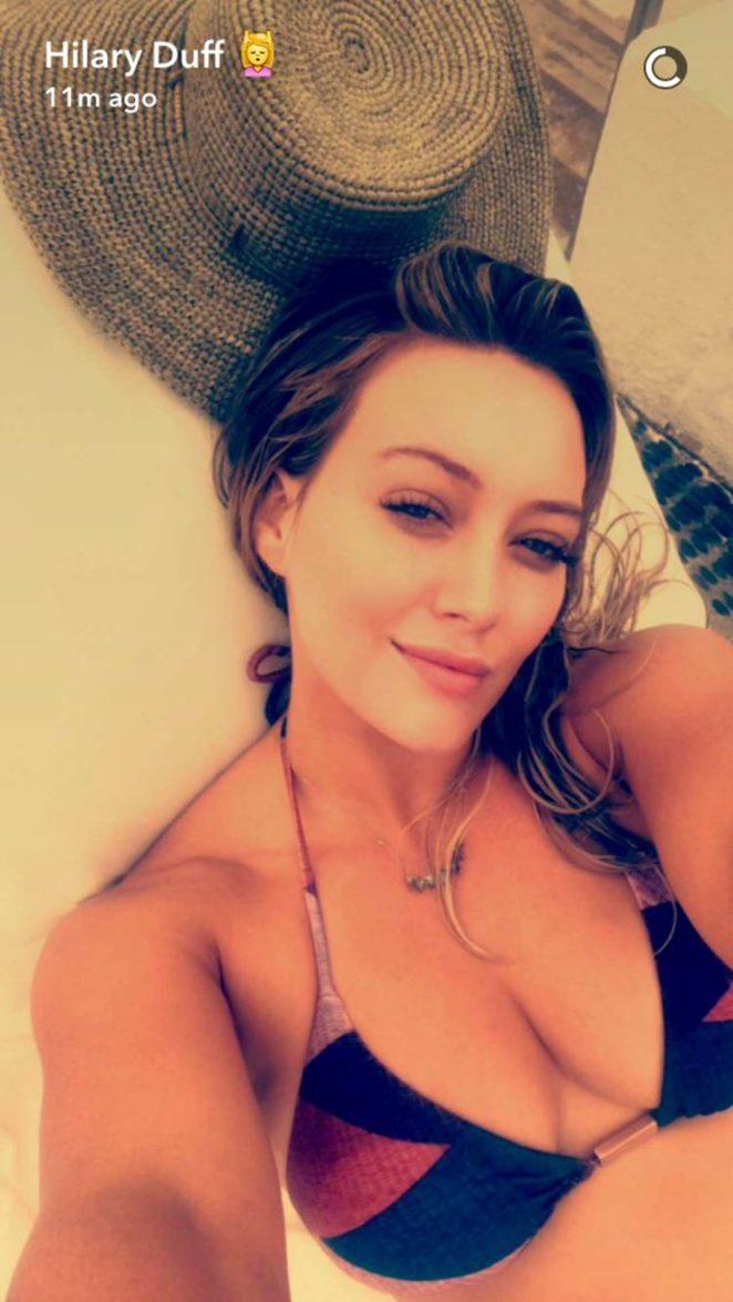 Hilary Duff – Hot Social Pics