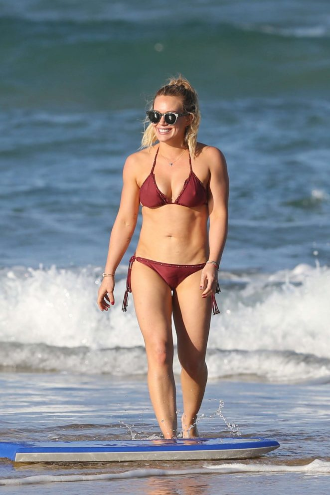 Hilary Duff Nude Photos & Videos -