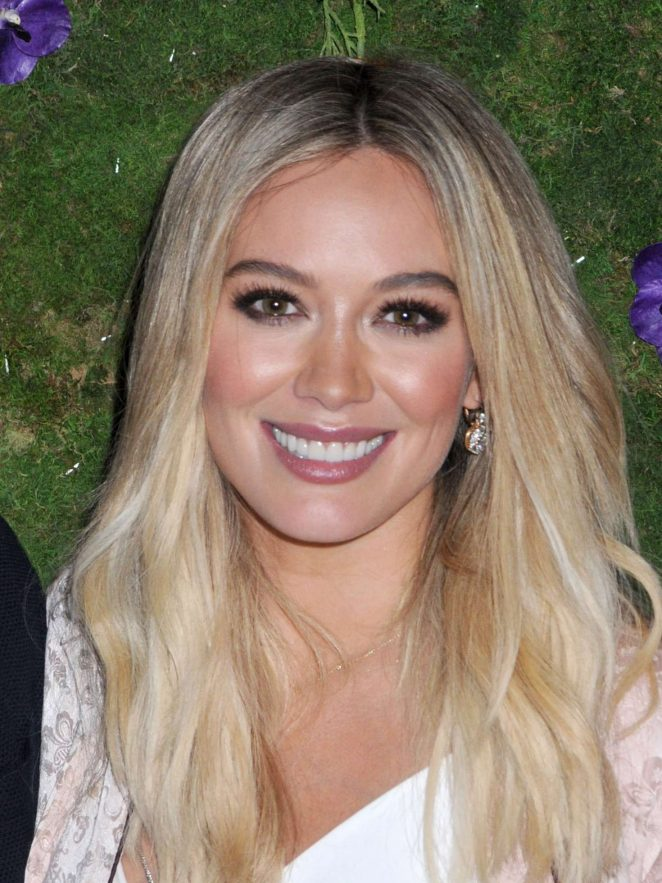 Hilary Duff: Launch of Callie Collection Wines in the North Cabana -12