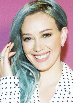 Hilary Duff - MTV News 2015