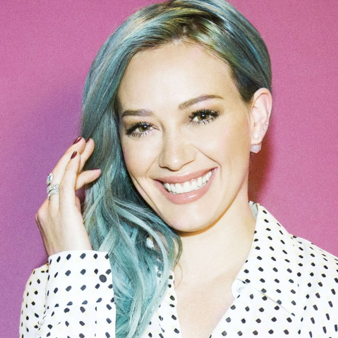 Hilary Duff - MTV News 2015