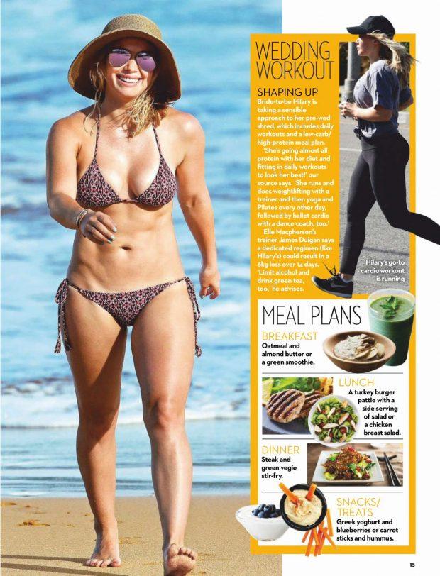 Hilary Duff - OK! Australia Magazine (May 2019)