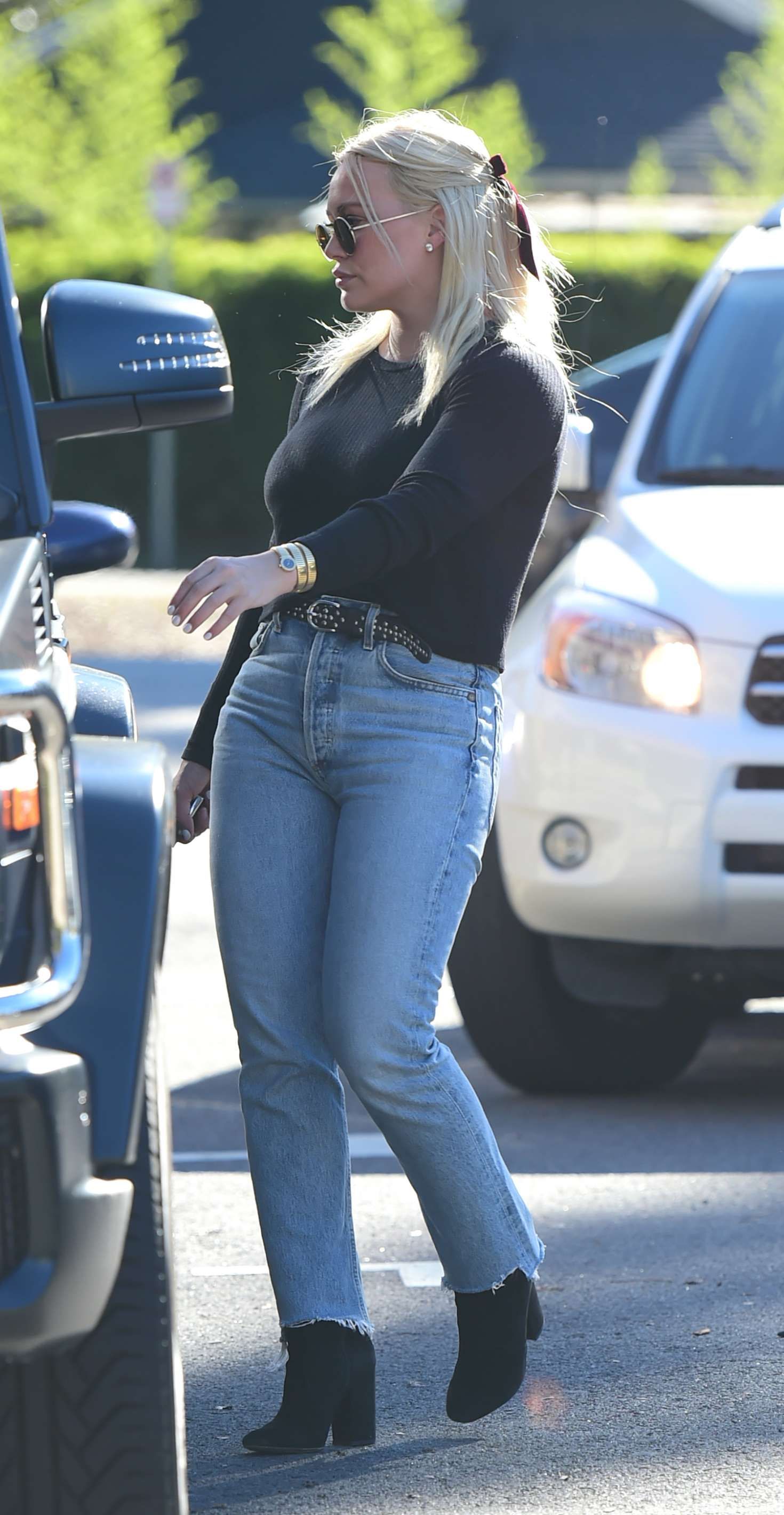 Hilary Duff 2016 : Hilary Duff: Out and about in Los Angeles -05