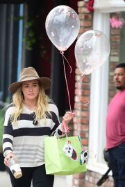 Hilary Duff - Out in Los Angeles