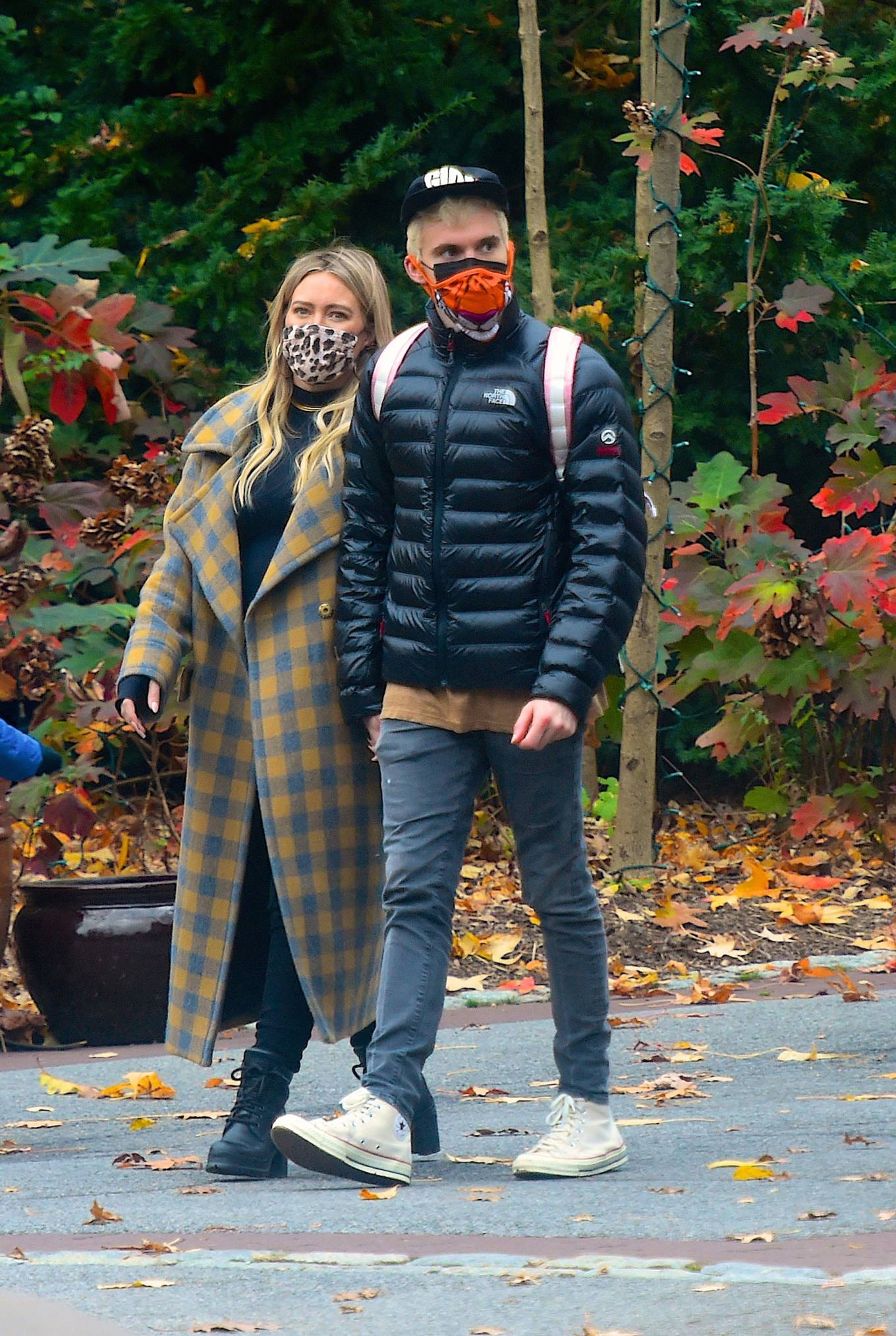 Hilary Duff 2020 : Hilary Duff – Seen at The Bronx Zoo in New York-02