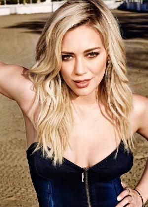 Hilary Duff - Shape Magazine (May 2015)