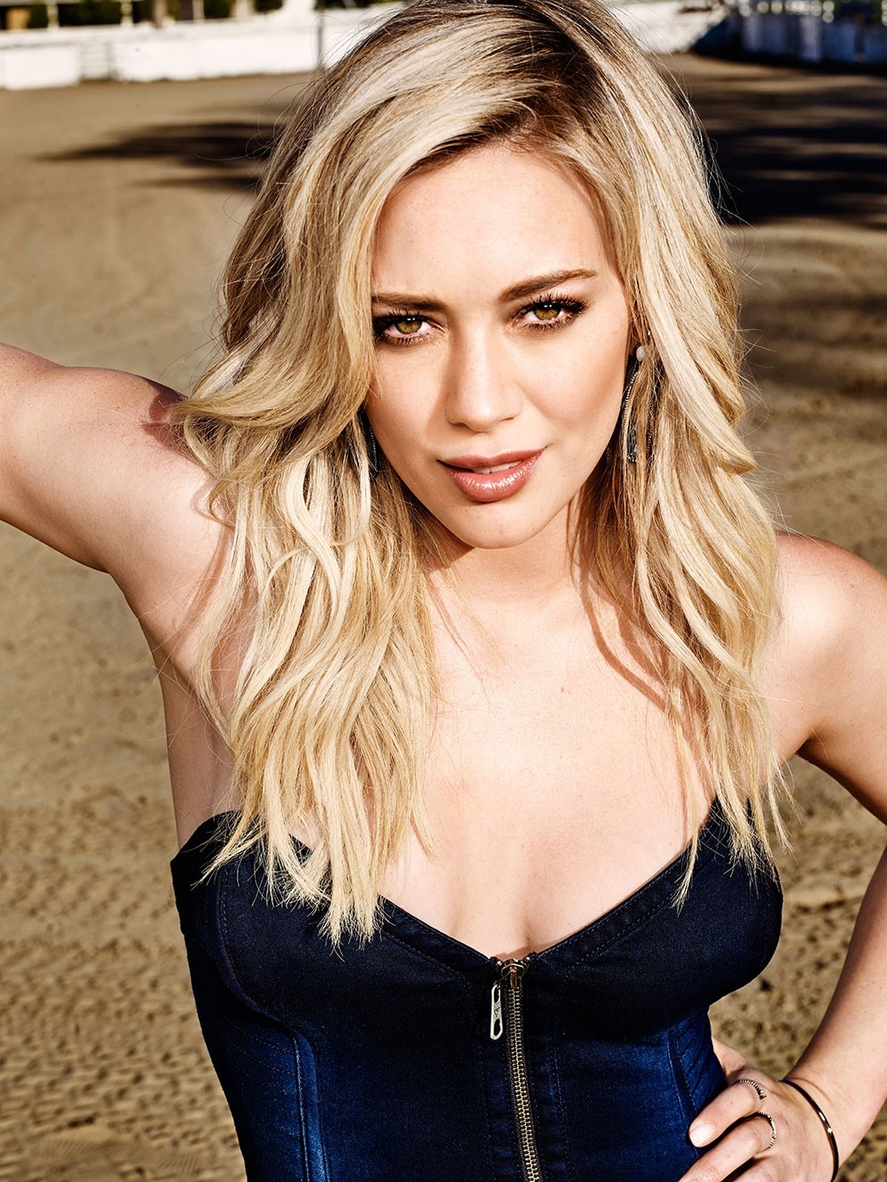 Hilary Duff - Shape Magazine (May 2015)