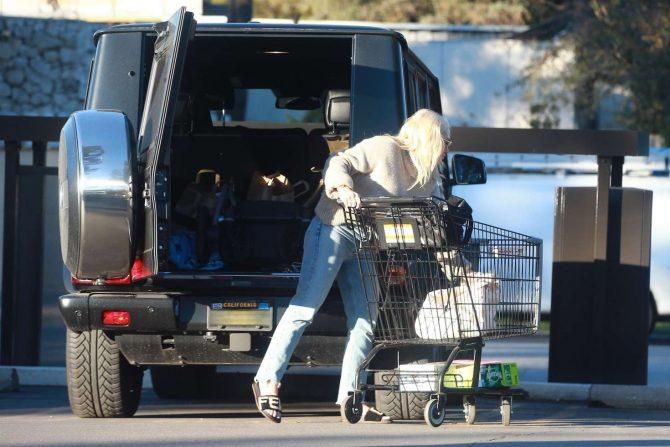 Hilary Duff 2019 : Hilary Duff: Shopping at Ralphs Supermarket -06