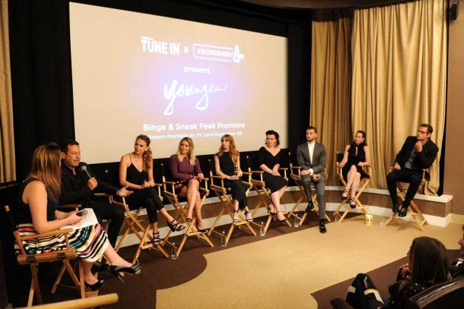 Hilary Duff: Younger Binge and Sneak Peek Premiere -04