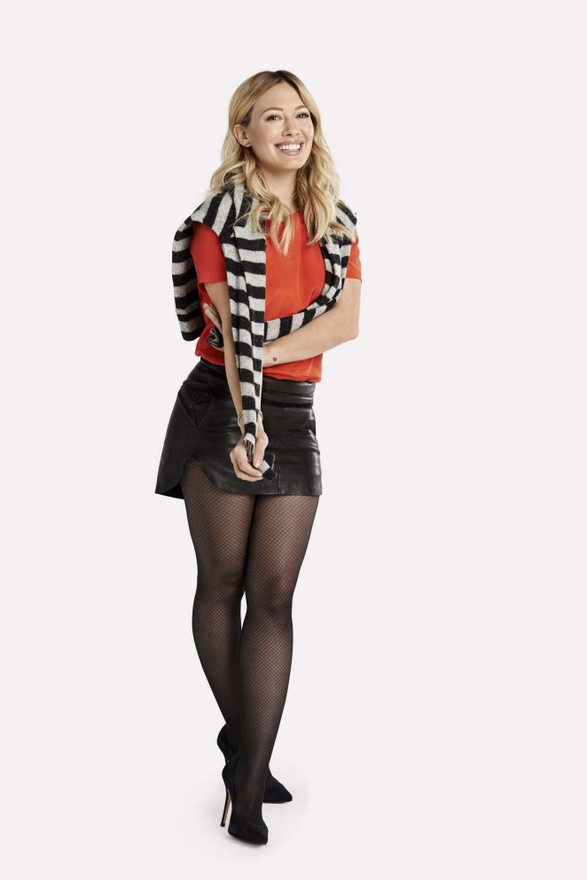 """Hilary Duff - """"Younger"""" Official TV Land Promo Picture 2014"""