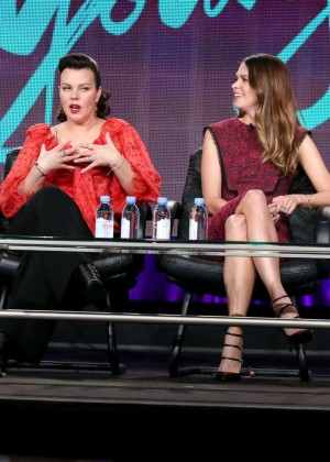 Hilary Duff: Younger Panel TCA Press Tour 2015 -05