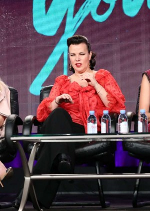 Hilary Duff: Younger Panel TCA Press Tour 2015 -12