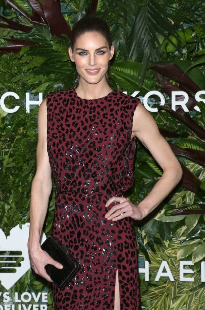 Hilary Rhoda - 11th Annual God's Love We Deliver Golden Heart Awards in NYC