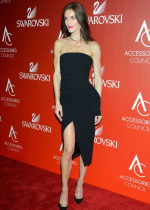 Hilary Rhoda - 2015 Accessories Council ACE Awards in NYC