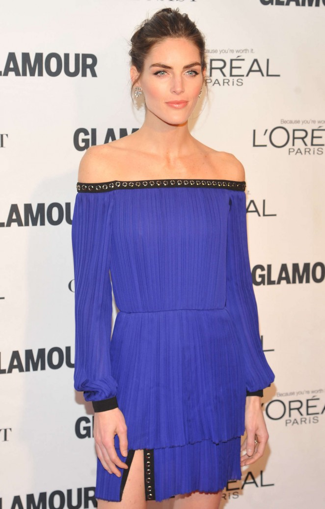 Hilary Rhoda - 2015 Glamour Women Of The Year Awards in NYC