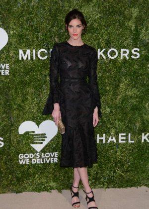 Hilary Rhoda - 2016 God's Love We Deliver Golden Heart Awards Dinner in NY