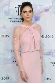 Hilary Rhoda - 2019 Fragrance Foundation Awards in New York