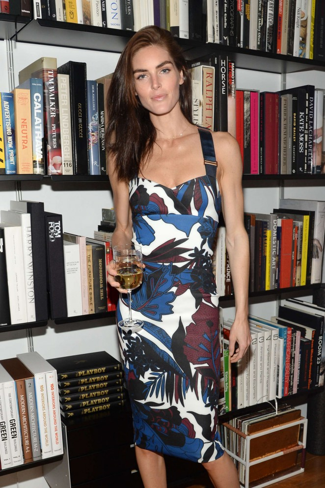 Hilary Rhoda - Photo shoot in Tribeca