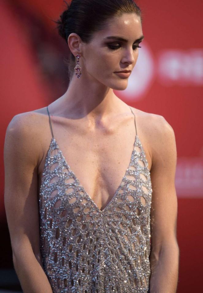 Hilary Rhoda - 'Spotlight' Premiere at 2015 Venice Fil Festival