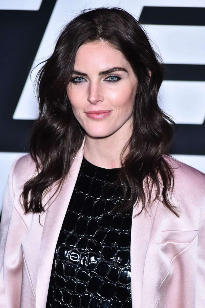 Hilary Rhoda - 'The Fate of the Furious' Premiere in New York