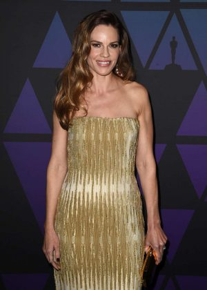 Hilary Swank - 2018 Governors Awards in Hollywood