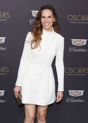 Hilary Swank - Cadillac celebrates The 91st Annual Academy Awards in LA
