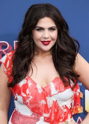 Hillary Scott - 2018 Academy of Country Music Awards in Las Vegas