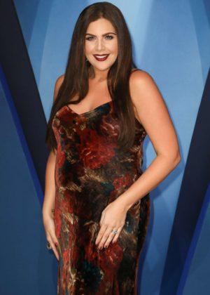 Hillary Scott - 51st Annual CMA Awards in Nashville